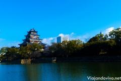 Castillo de Hiroshima, Hiroshima, Japón