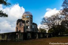 Domo de la Paz, Hiroshima, Japón
