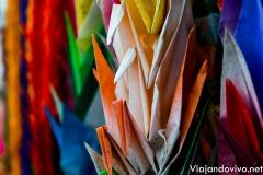 Origami, Hiroshima, Japón